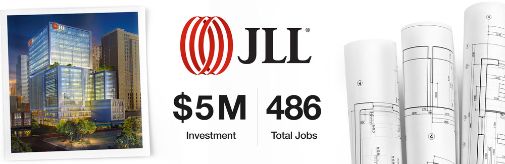 graphic for Signature Investment from JLL
